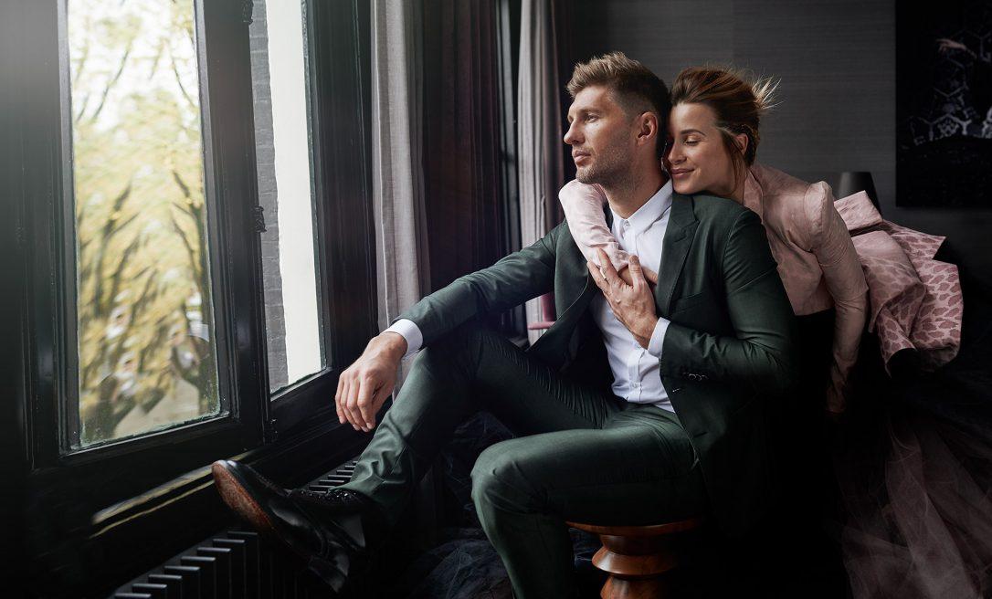 Victoria Koblenko &  Evgeniy Levchenko